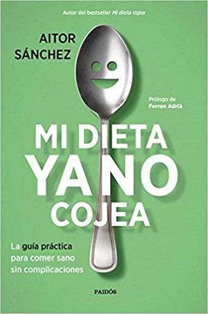 Libro Mi dieta ya no cojea