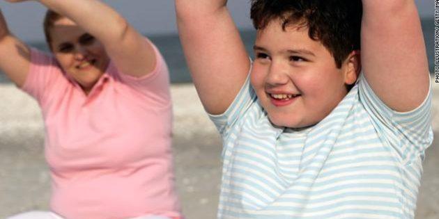 recomendaciones nutricionales para niños con obesidad